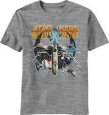 Star Wars Lightspun Mens Lightweight T-Shirt