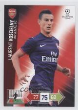 2012 2012-13 Panini Adrenalyn XL UEFA Champions League #N/A Laurent Koscielny