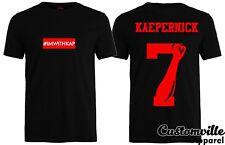 I'm With Kap #IMWITHKAP Shirt United We Stand Colin Kaepernick 7 fist box logo