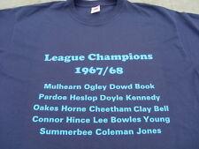 Manchester City Legendary Teams T-Shirt or Sweat Shirt 4XL 5XL Birthday Gift