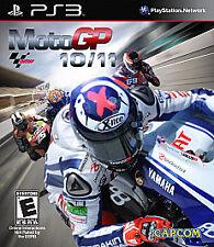 PS3 MotoGP 10/11 (Sony PlayStation 3, 2011)