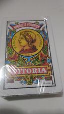 Fournier Spielkarten von / aus Spanisch 50 Spielkarten/Spielkarten Blau Rot