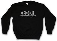 Oskorei suéter la salvaje Myth Wuodan's Valhala Odin odhins caza wuotis ejercito