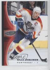 2005-06 Upper Deck Power Play #40 Olli Jokinen Florida Panthers Hockey Card