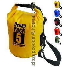Karana 5 Litre L Ocean Dry Pack Waterproof Kayak Shoulder Rucksack Travel Bag 5L