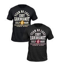 Torque Cody Garbrandt UFC 207 Team No Love Shirt Cruz Rousey Velasquez Werdum