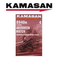 Kamasan B940m Aberdeen Match Hooks - All Sizes