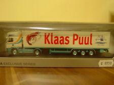 Herpa 1:87 Scania Topline Klaas Puul Holland in PC Box