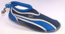 Señoras Chicos Chicas Surf Zapatos Playa Aqua Traje calcetines Mar Talla 7 Kids - 8 Adultos