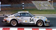 Calcas Porsche 934 Le Mans 1979 84 1:32 1:43 1:24 1:18 decals