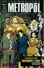 Ted JEWEL 's Metropol # 12 (USA, 1992)