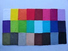 Viskose Sarong ohne Stickerei uni einfarbig Halstuch Tuch Pareo Strandtuch Schal