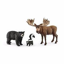 SCHLEICH Wild Life Alle Neuheiten 2017 zur Auswahl  Neu! Tiere und Spielsets