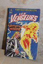 Les Vengeurs - La Statuette Magique - DC Aredit - Thomas Giordano - 1985