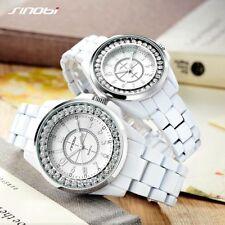 SINOBI UK Seller Luxury Stylish Ladies Fashion Qyartz Watch Fancy Diamond Design
