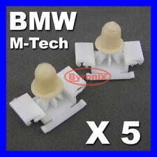 BMW M-Tech Clip 3 Series E36 lato porta rifinitura STRISCIA Clip Exterior X5