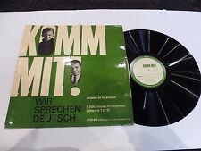 KOMM MIT! - German By television - UK 10-track LP