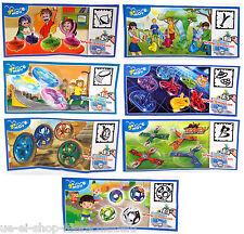 Auswahl Gomove 2013 Einzelfigur mit Beipackzettel UeEi Spielzeug verschied Serie