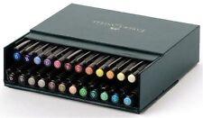 Faber Castell Pitt cepillo de artista Plumas 24 Color Box Set