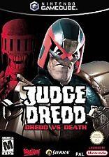 Judge Dredd: Dredd vs. Death (Nintendo GameCube) Good Used