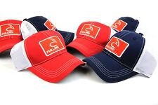 New Fulling Mill Trucker Fishing Caps Blue, Red & Graphite