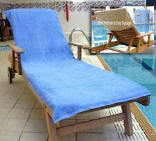 1 LETTINO PRENDISOLE asciugamano & 1 SALVIETTA DA BAGNO SET Nuoto Spiaggia