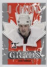 2007-08 In the Game O Canada #78 Steve Yzerman Team (National Team) Hockey Card