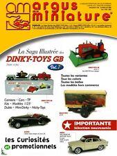 Argus de la Miniature, Spécial Dinky-Toys GB Vol. 7