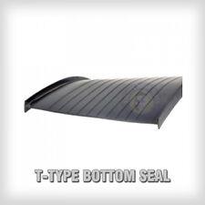 """Garage Door Bottom Seal Weatherstrip Astragal - T Type 3.75 """" Wide 3 3/4"""""""