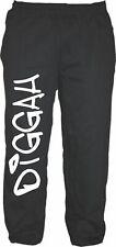 DIGGAH Jogginghose - M bis XXL - hip hop gangster dicker jogger hose pants
