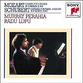 Mozart: Sonata for 2 Pianos in D Major / Schubert: Fantasia for Piano, 4 Hands