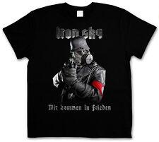 Iron Sky Soldier t-shirt-Wehrmacht soldado campana UFO Haunebu Vril disco de vuelo