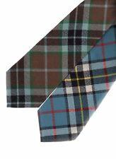 Tartan Tie Clan Thomson Thompson Or Pocket Square Scottish Wool Plaid
