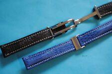 Haifischband mit spezial Faltschliesse Deutscher Hersteller Uhrband