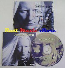 CD JOHNNY WINTER The texas tornado 1997 BLUES M 39356/97 NO lp mc dvd vhs