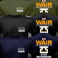 WAiR Japan Western Army Infantry Regiment JGSDF Military Amphibious Unit T-shirt