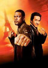 243562 Rush Hour 3 Movie Wall Print Poster Ca