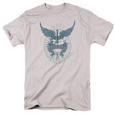 Bon Jovi Winged Heart Licensed Adult T Shirt