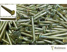 5 kg Ankernägel Rillennägel Kammnägel verzinkt 4,0/45 von 40-90mm BAUZULASSUNG