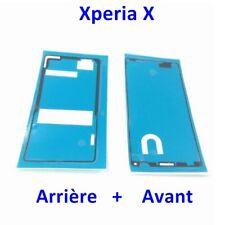 Pour Sony Xperia X Adhésif Sticker Autocollant Colle