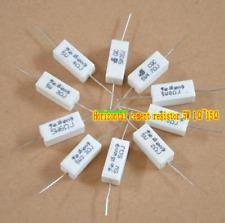 5W 1ohm~15ohm Horizontal cement resistor Divider resistance Ceramic resistor