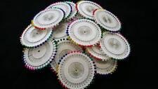 Scarf Pins Pearlised Hijab Pins Berry Pins Sewing Pins 480 Pins to 2400 pcs