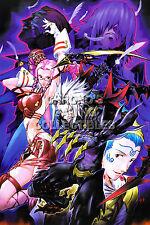 RGC Huge Poster - Dot .hack GU Art PS2 Part 1 2 3 4 - DOT006