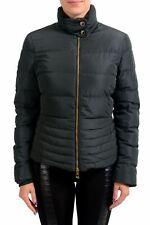 Versace Collection Black Goose Down Women's Parka Jacket Sz XS S M L XL 2XL