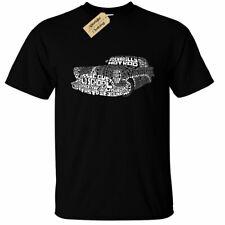 Hotrod T-Shirt Mens hot rod classic car rockabilly