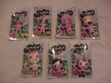 NEW One Freaky Kids Hand Made Phone/Bag Charm Light Pink