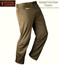 Hunters Element Mens Hydrapel Hunting fishing hiking Trouser Frost green pants