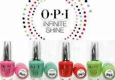 OPI - Infinite Shine Nail Lacquer - Air Dry Nail Polish 0.5oz - Pick Your Color