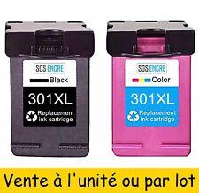 SOS ENCRE - Cartouches d'encre compatibles HP 301 XL pour DeskJet Envy OfficeJet