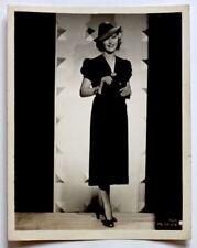 Original vintage 1940s fashion JOSEPHINE HUTCHINSON